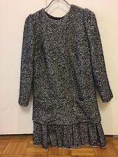 Dolce & Gabbana Women's Grey Dress Size 40 NWT