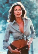 LYNDA CARTER WONDER WOMAN Show 80s & 90s Posters Teen TV Movie Poster 24X36 B