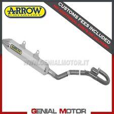 Full Exhaust Arrow Thunder Aluminium Beta Rr 480 2017 > 2018