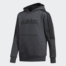 NEW adidas Kids 3-Stripes Hoodie