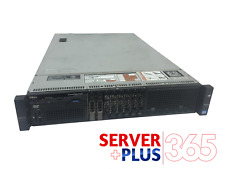 "Dell PowerEdge R720 2.5"" Server 2x 2.2GHz 10 Core 32GB RAM 4x Trays, H710"
