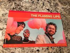 Flaming Lips Poster Promo Yoshimi Battles The Pink Robots Mint Band Shot 11X17
