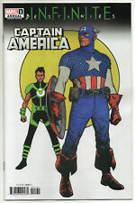 CAPTAIN AMERICA ANNUAL #1 TRAVIS CHAREST Variant Cover NM