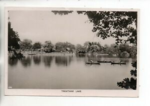 Trentham Lake, Stoke-on Trent, Staffordshire