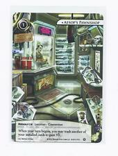 ANDROID NETRUNNER Aesop's Pawn Shop X 3 ALTERNATE ART CARDS