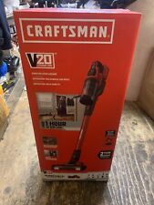 Craftsman V20 Cordless Stick Vacuum With Battery And Charger CMCVS001D1
