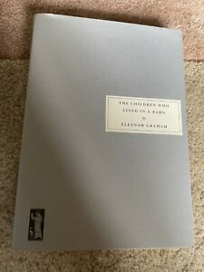 The Children Who Lived in a Barn by Eleanor Graham Paperback Book Persephone
