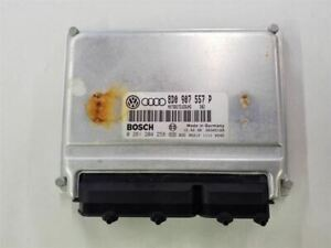 1.8L Engine Control Computer Module   Fits 1998-2000 Audi A4 / Volkswagen Passat