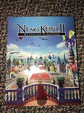 Ni No Kuni 2 E3 Exclusive Steelbook Case and Foam Crown E3 2017