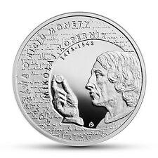 Poland / Polen - 10zl The Great Polish Economists - Nicolaus Copernicus