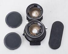 Mamiya-Sekor 55mm f/4.5 WIDE ANGLE lens for C2, C3, C220, C330, etc. TLR cameras
