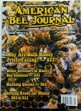 American Bee Journal Aug 2016 Why are Bulk Honey Prices Falling FREE SHIPPING sb