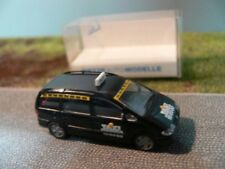 1/87 Rietze VW SHARAN taxi Stockholm Svezia S NERO 30753