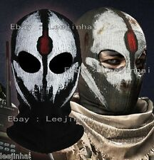 call of duty 10 ghosts extinction DLC mask cotton Rib fabrics mask Ski Full Face