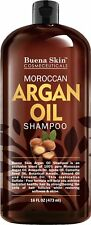 Art Natural Organic Argan Oil Hair Loss Shampoo Hair Regrowth 16Oz Sulfate Free