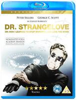 DR. STRANGELOVE [Blu-ray] (1964) Stanley Kubrick, Peter Sellers, George C. Scott