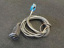 Original Audi,VW AUX IN Buchse Set Adapter Kabel
