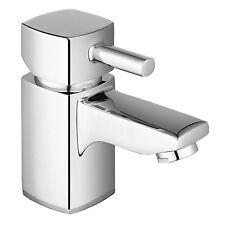 ENKI Small Mini Basin Mixer Tap for Cloakroom Bath Bathroom Chrome DESIRE