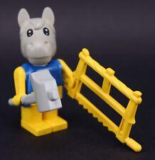 LEGO Fabuland 3709 Henry Horse, Carpenter Complete