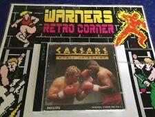 Philips CDI Game #retrogaming Caesars   World Of Boxing Complete Pal Uk