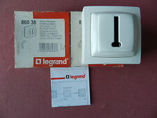 Réf 86038 LEGRAND LOT 2 PRISES TELEPHONE 8 CONTACTS SAILLIE IP 2X NEUF
