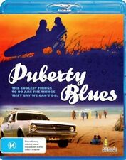 PUBERTY BLUES : THE MOVIE   Blu Ray - Sealed Region B for UK