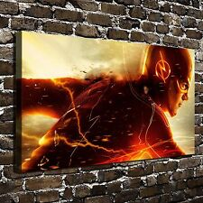 DC The Flash Paintings HD Print on Canvas Home Decor Wall Art Pictures Posters