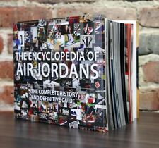 The Encyclopedia Of Air Jordans Vol. 1 Sneaker History Guide Nike Retro OG Book