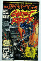 Ghost Rider Issue #28 Collector Bagged Edition nm Marvel Midnight Sons 1992