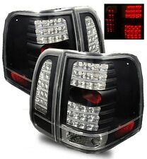 Lincoln Navigator LED Rückleuchten Klarglas schwarz 2003 - 2006 03 06 2004 2005