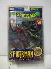 2001 Toy Biz Marvel Spiderman Classics with Lizard Series Ii Lot 1
