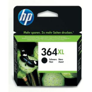 Genuine Colour HP 364XL Ink Cartridges Black Cyan Yellow Magenta