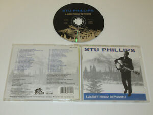 Stu Phillips – a Journey Through The Provinces / Bear Family Records – Bcd 15721