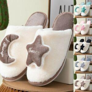 Aldult Indoor Shoes Cute Floor Home Household Indoor Men Plush Slipper Soft