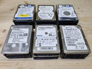 HD HARD DISK HDD 2,5 80 120 250 500 640 750 GB 1 TB 0 ERR  VARI BRAND SPED SDA