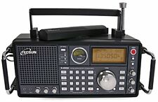 TECSUN S2000 PLL Dual Conversion am/FM MW LW Flugzeug Band Radio Receiver Neu G