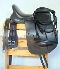 Two Tone Tan Leather Larger B Size Miniature Mini Horse Pony Driving Harness