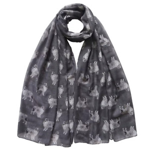 AUSTRALIAN SHEPHERD SCARF LADIES NEW TO RANGE AVAILABLE IN 2 COLOURS