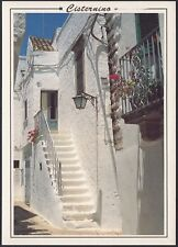 AA5696 Brindisi - Provincia - Cisternino - Centro Storico - Cartolina - Postcard