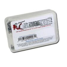 RC Screwz Hot Bodies D817-T 1/8th Stainless Screw Kit - RCZHOT036