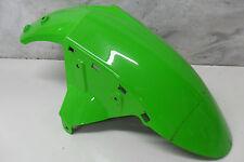 08 09 Kawasaki Ninja ZX6R Front Fender Green Damaged Repaired?