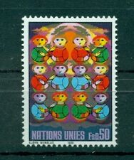 "Nations Unies Géneve 1988 - Michel n. 164 - ""Timbre poste ordinaire"""