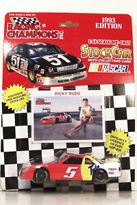 RACING CHAMPIONS ~ RICKY RUDD ~ #5 TIDE ~ 1/43
