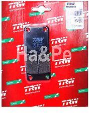 Hyosung TE 450 S Sport-Original TRW-Lucas Plaquette De Frein Brake Pads mcb510 Hi