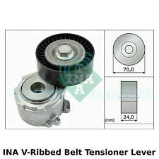 INA V-Ribbed Belt Tensioner Lever, Auxiliary, Drive - 534 0110 20 - OE Quality