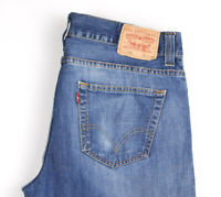 Levi's Strauss & Co Hommes 506 Standart Jeans Jambe Droite Taille W38 L34