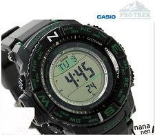 CASIO PROTREK PRW-S3500-1 Compact Triple Sensor Solar Watch