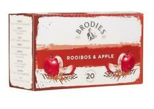Rooibos & Apple Tea, 20 Count Tea Bags