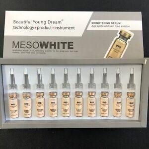BB Shine Glow BB DERMA MESO Serum Complex Treatment Starter kit 10x5ml