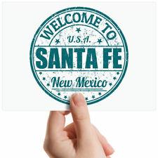 "Santa FE New Mexico USA Small Photograph 6"" x 4"" Art Print Photo Gift #6002"